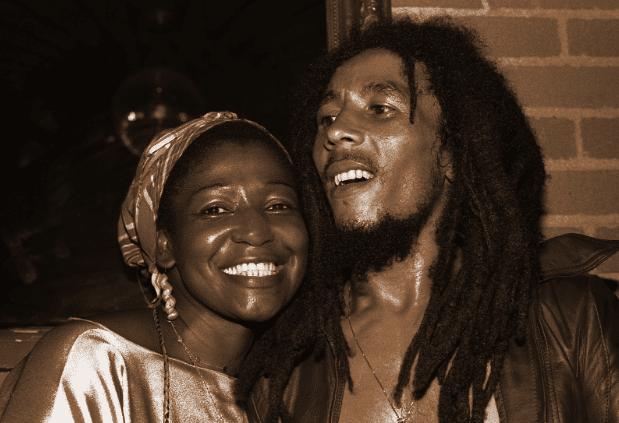 Rita Marley Bob Marley S Widow Is Now A Ghanaian Citizen The Ghana Hit